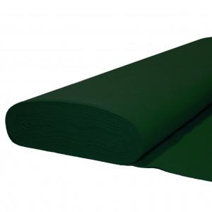 Feutrine ignifugée, classée M1, Vert forêt 0164