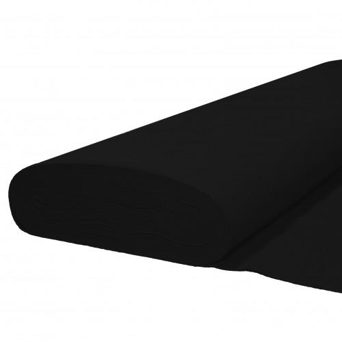 Rouleau de feutrine ignifugée M1 - Noir 0148
