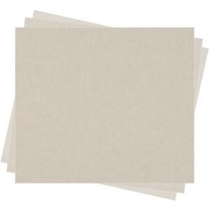 Pochette feutrine Beige 0191 (x12 coupons)