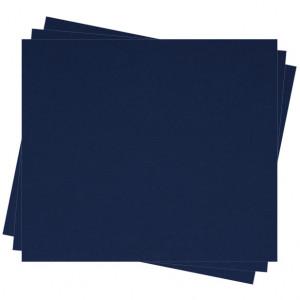 Pochette feutrine Bleu Marine 26170 (x12 coupons)