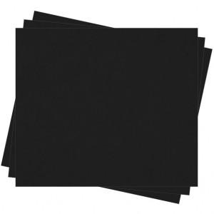 Pochette feutrine Noir 0148 (x12 coupons)